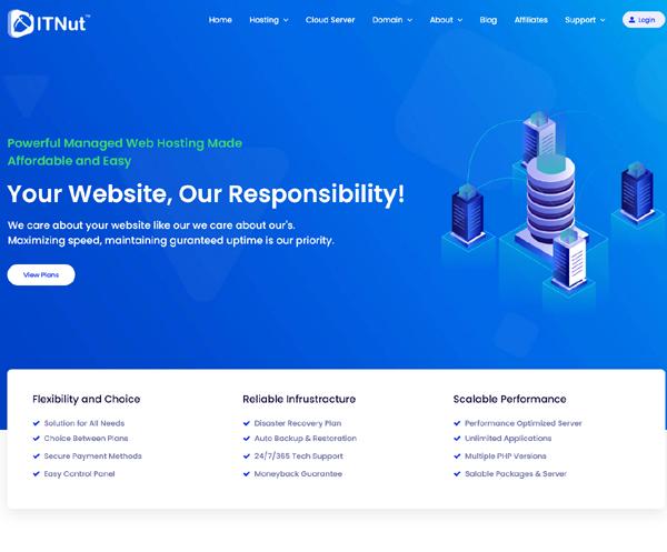 Best Web Hosting & Domain Registrar Company